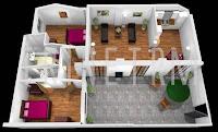 3d House Plans3