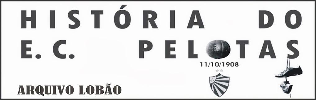HISTÓRIA DO E.C.PELOTAS-RS