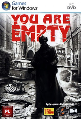 You Are Empty PC Cover