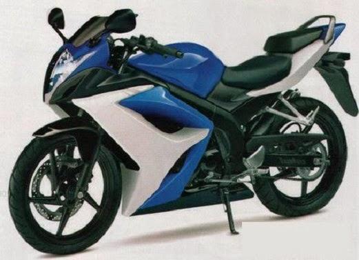 Bocoran Mengenai Suzuki 250 CC 2014