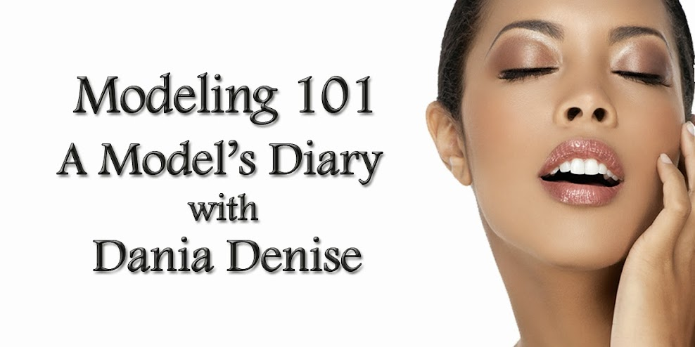 Modeling 101 - A Model's Diary