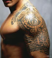 Полинезийская татуировка ВКонтакте