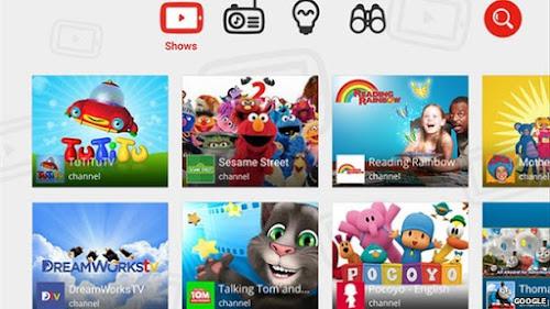Youtube Kids: Aplicativo de vídeos exclusivo para crianças