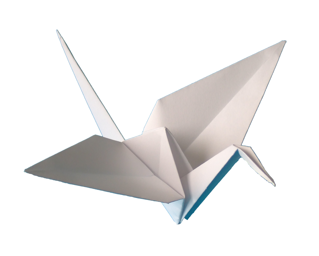 make a paper crane Fold paper cranes with your classmates – see if you can make 1,000 together  send your paper cranes to sadako's peace memorial in hiroshima to honour her .