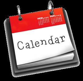 CALENDARI ACTIVITATS 2017