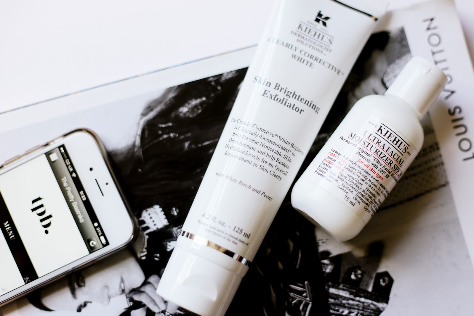 New In - Feat. Kiehls, Illamasqua and This Works.