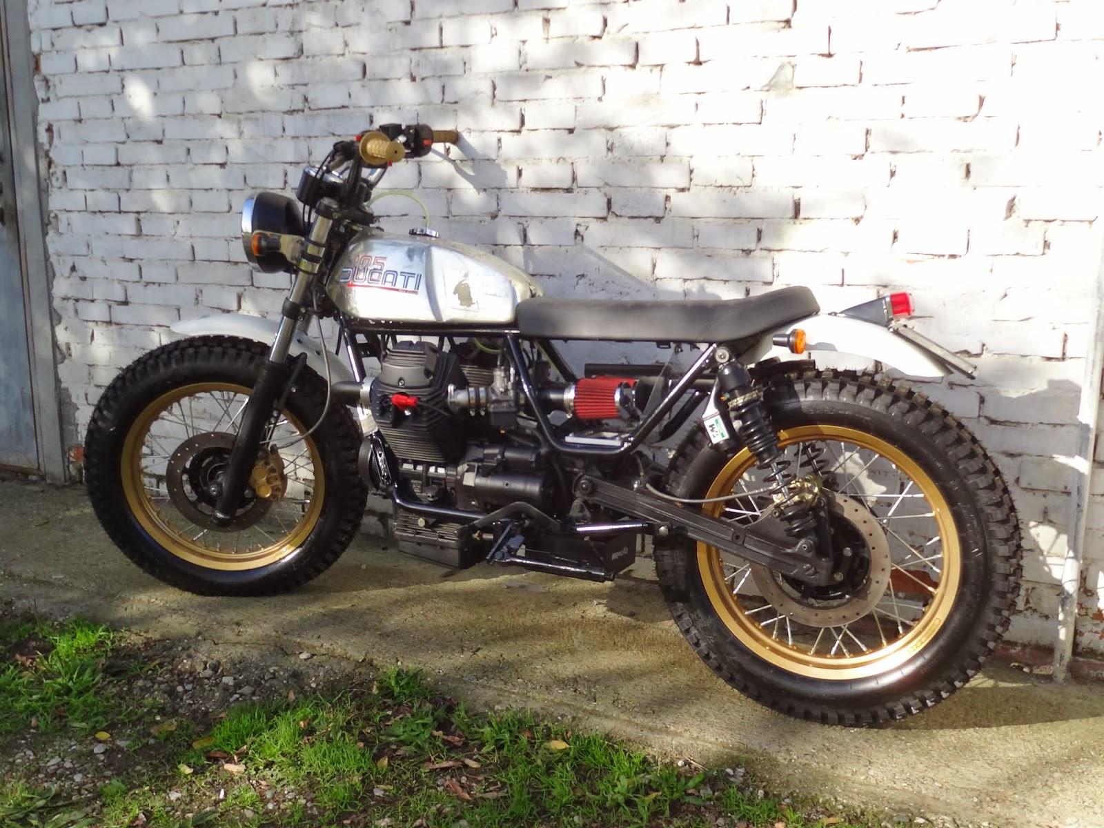 Moto Guzzi California >> B.R.MoTo Art: MOTO GUZZI NTX 750