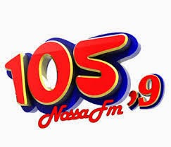 Rádio 105,9 Nossa FM ao vivo e online Patos de Minas MG