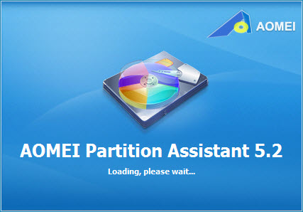 Download AOMEI Partition Assistant Professional Edition 5.2 Full Version
