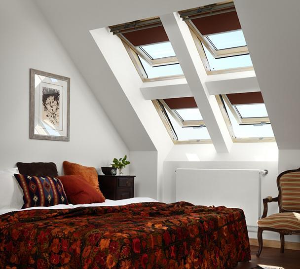 Ideas de dise o de dormitorios para espacios peque os for Ideas para buhardillas
