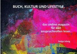Hompage: Buch, Kultur und Lifestyle
