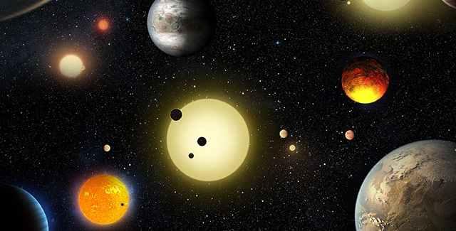 Η NASA ανακάλυψε 10 νέους πλανήτες που μπορούν να υποστηρίξουν εξωγήινη ζωή