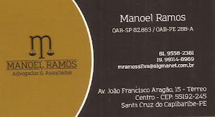 MANOEL RAMOS ADVOGADO