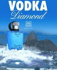 Perfume Masculino Vodka Diamond Paris Elysees