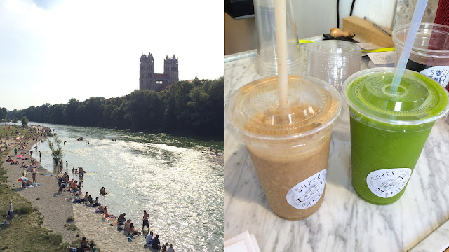 Isar Munich - Super Danke smoothies