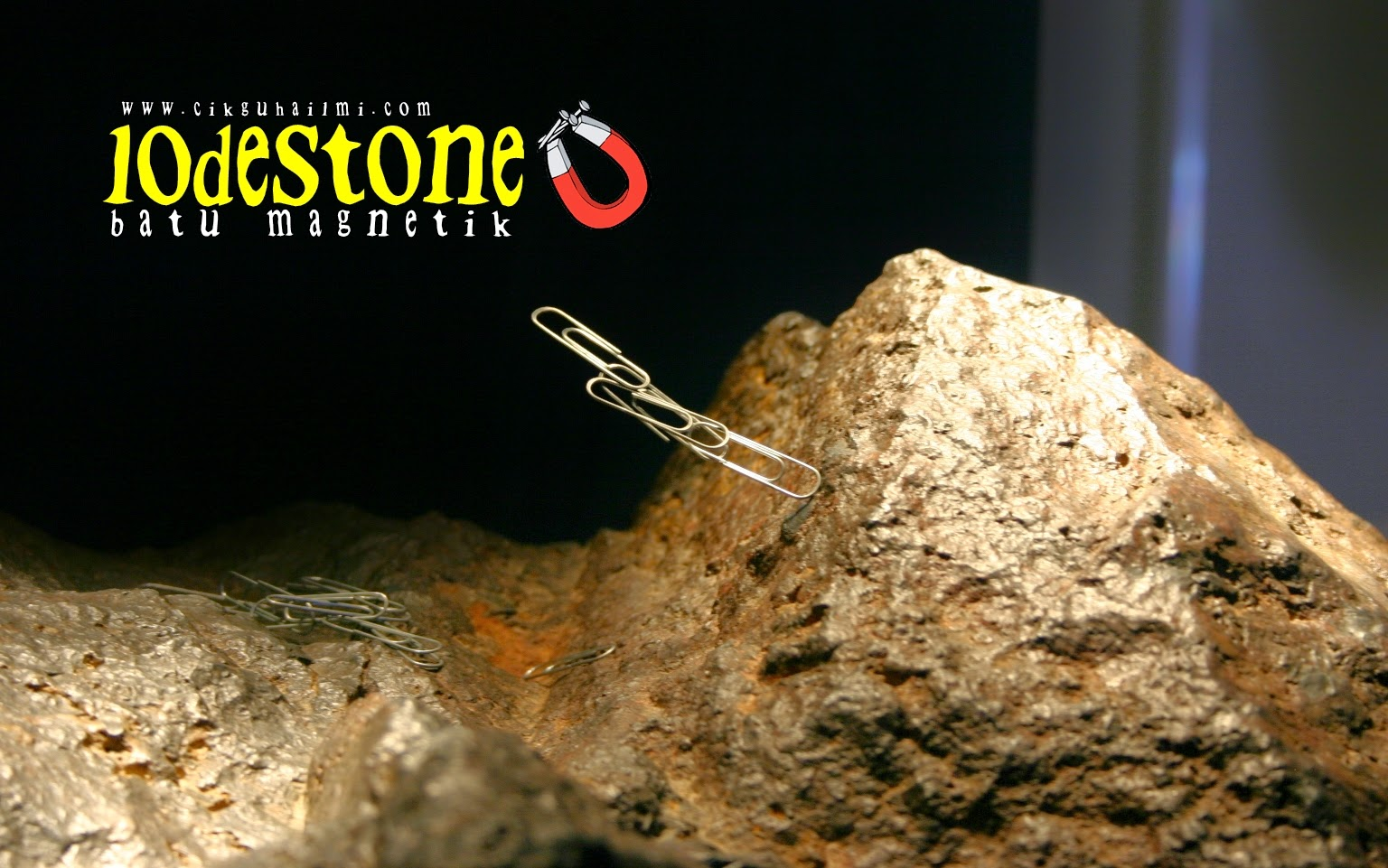 Lodestone batu magnetik