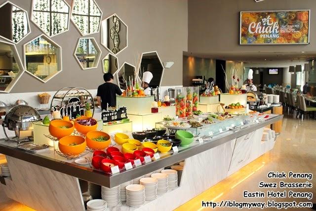 Chiak Penang @ Swez Brasserie, Eastin Hotel Penang