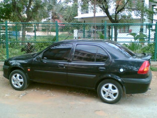 New Ford Ikon 1.4 DuraTorq TDCi Car ... & Ford Ikon ~ ROY DRIVING SCHOOL markmcfarlin.com