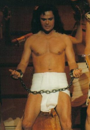 Share your Photos of donny osmond naked