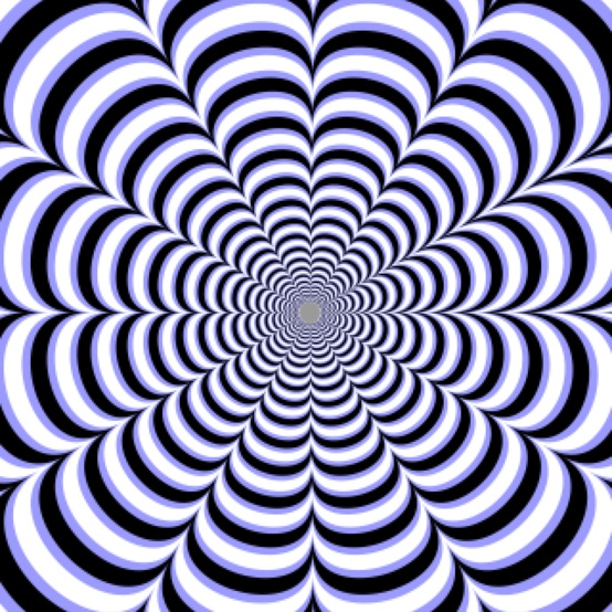 Is it weird ?: Optical Illusions