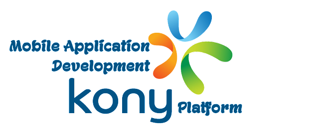kony mobile application development platform