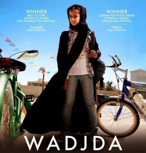 Wadjda - La bicicleta verde - Official Website - BenjaminMadeira