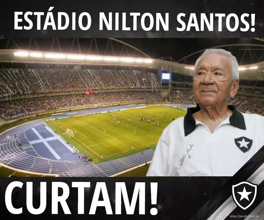 Arena Nilton Santos!!!!