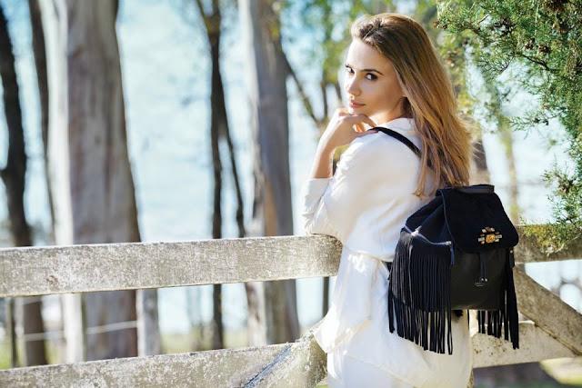 mochila con flecos Lazaro verano 2016