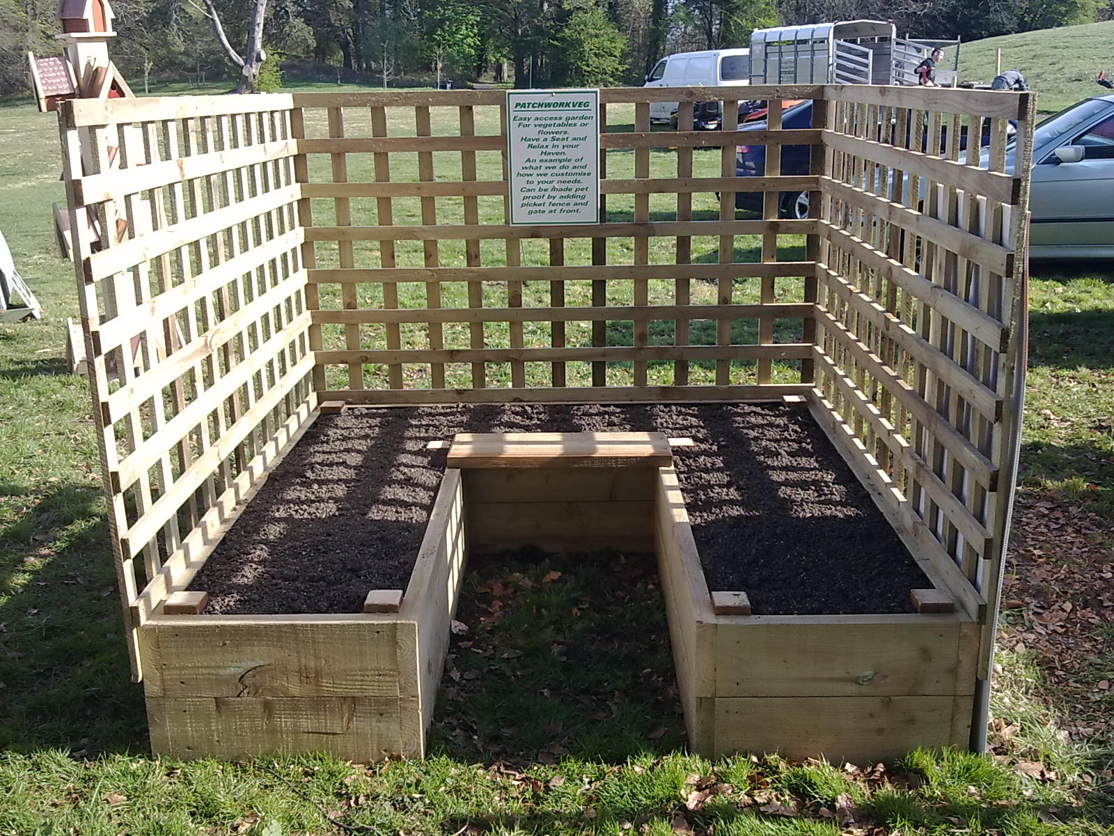 Patchworkveg Gardeners Vegetable Growing Website Premium Raised Bed Manufacturers And