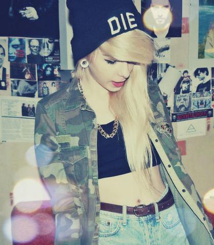 Swag girls tumblr 2014