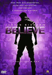 Justin Bieber's Believe - BDRip Dual Áudio
