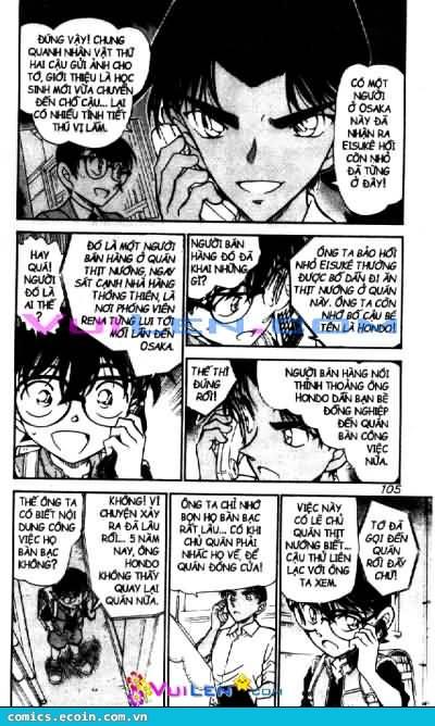 Detective Conan - Thám Tử Lừng Danh Conan chap 582 page 4 - IZTruyenTranh.com