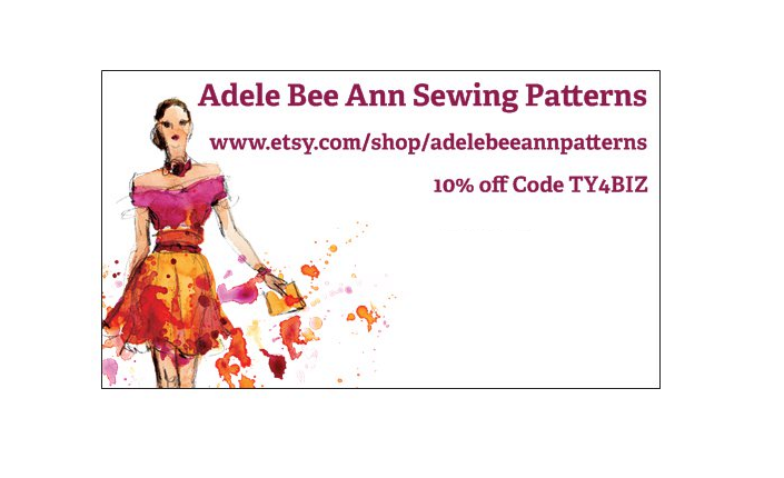 Adele Bee Ann on Vintage Fashion, Retro Sewing and Whatnot