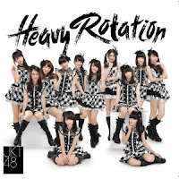 album JKT48,Album Pertama JKT48, Heavy Rotation, Telah Rilis