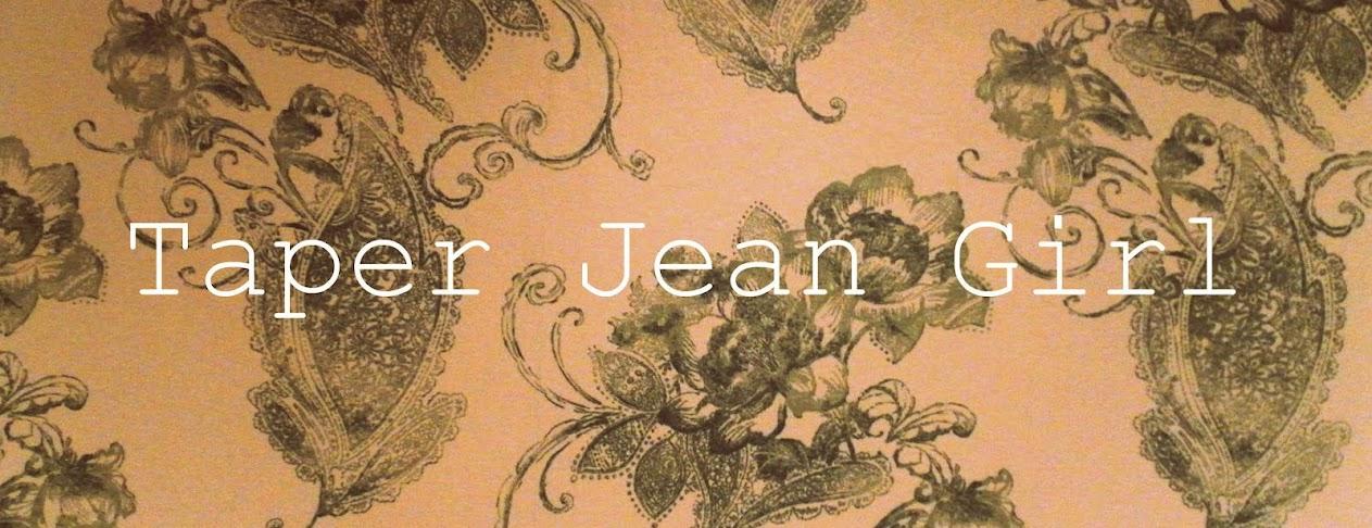 Taper Jean Girl