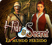 Hide and Secret: El mundo perdido.