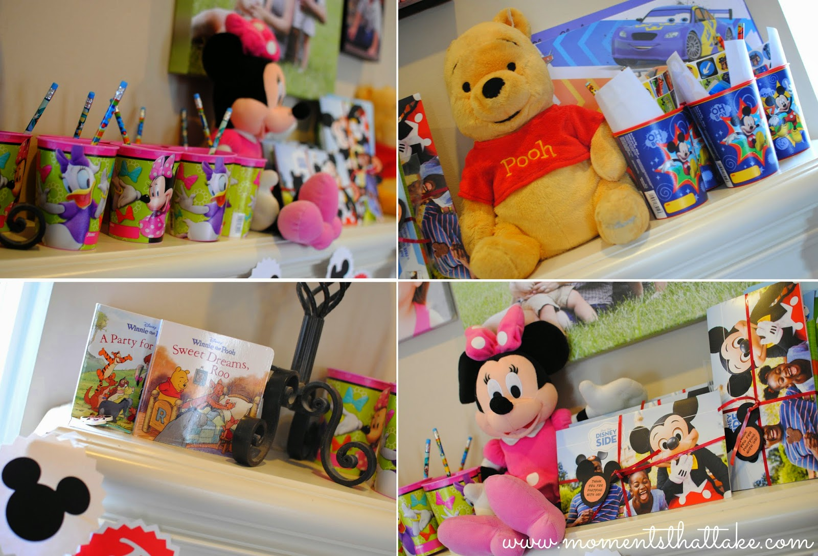 Disney Party Favors