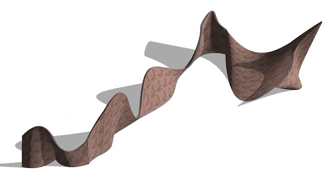 Revit windsurfer edit profile of curved walls in revit for Curved wall