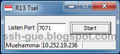Inject Terbaru Telkomsel R13 by Alecz XC