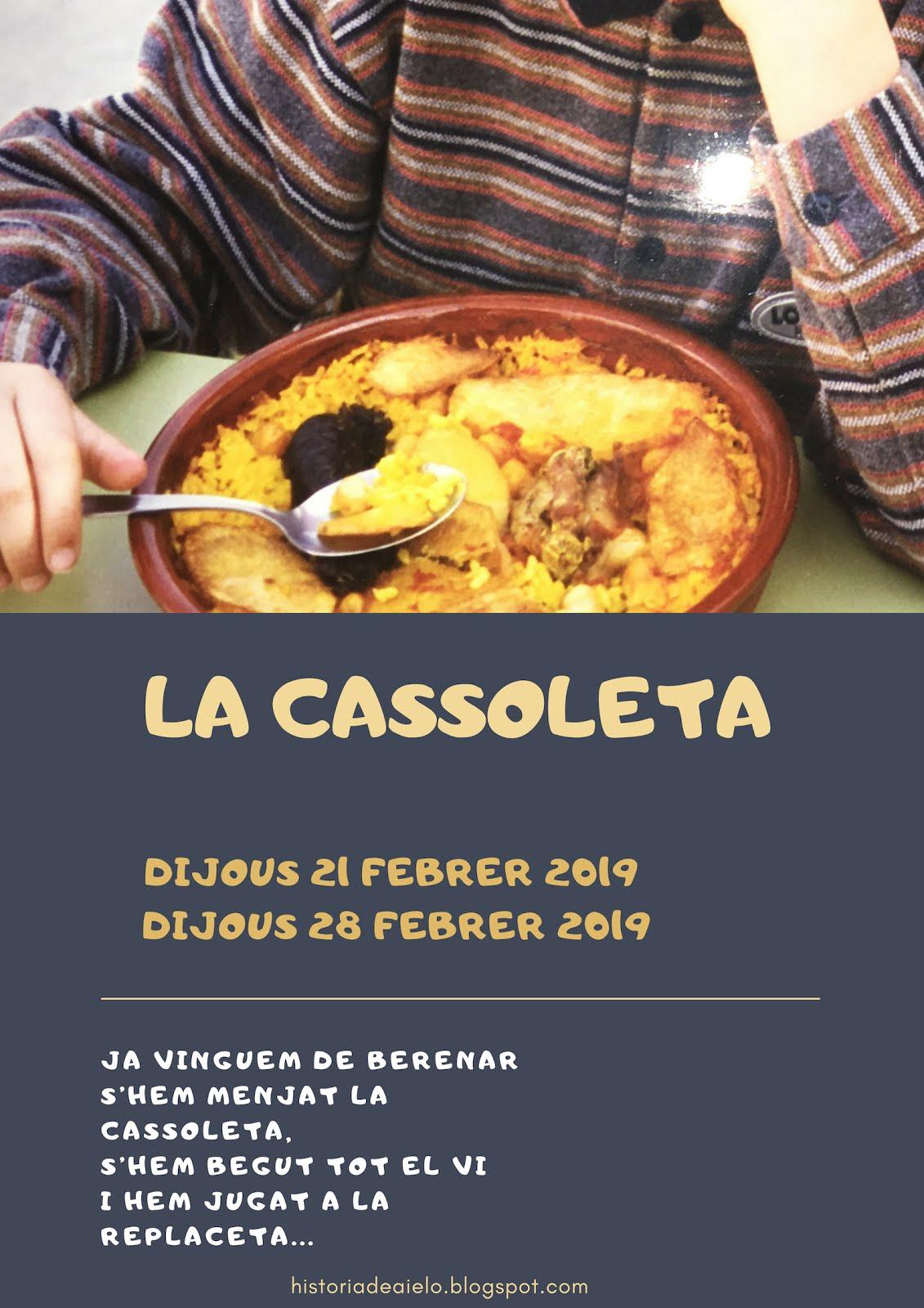 La Cassoleta 2019