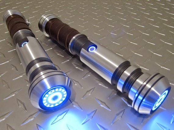 Light Saber from Star Wars