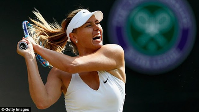 "Wimbledon: ""Little Federer"" broke down, Sharapova won expeditious"