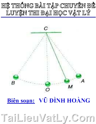 41 chuyen de luyen thi dai hoc mon ly, file word, vu dinh hoang