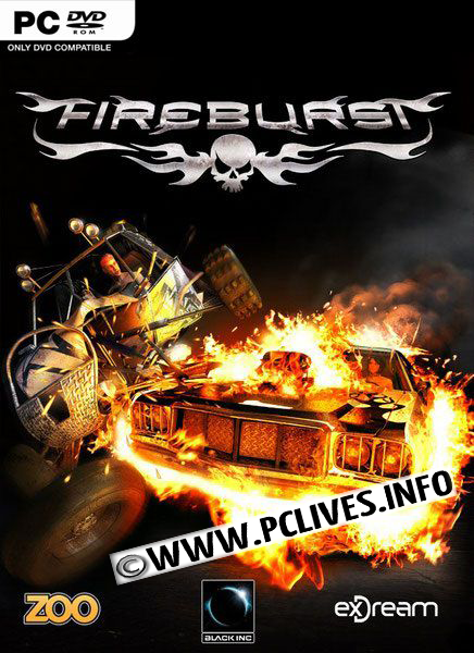 Fireburst pc game cover download