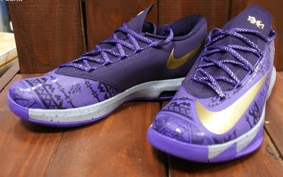 Like LeBron James, Kevin Durant will also see his latest signature shoe  with a