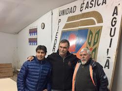 ¿Con Ramón Rioseco o con el PJ local?