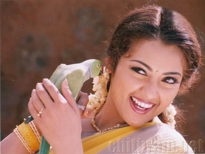 Hot meena tamil actress