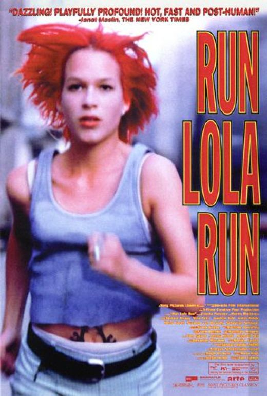 Movie of the Week – Run Lola Run
