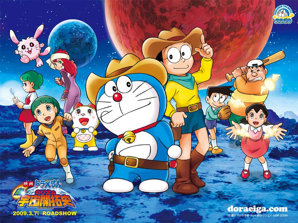Doraemon: Lạc Vào Xứ Ba Tư