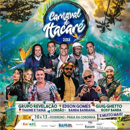Carnaval de Itacaré